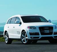 Audi Q7 TDI price for US