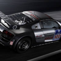 Audi R8 LMS ready for Nurburgring 24 Hours