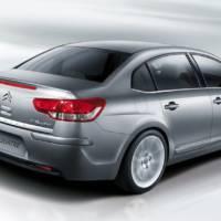 Citroen C-Quatre Sedan unveiled