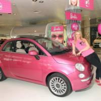 Fiat 500 Barbie European tour
