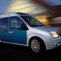 Ford Transit Connect Family One