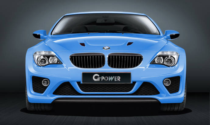 G POWER M6 HURRICANE CS unleashed