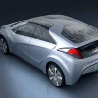 Hyundai Blue Will unveiled at Seoul