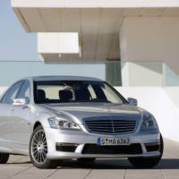 Mercedes S63 AMG and S65 AMG