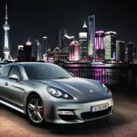 Porsche Panamera debuting in Shanghai