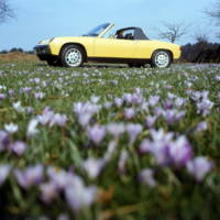 VW-Porsche 914 40th Anniversary