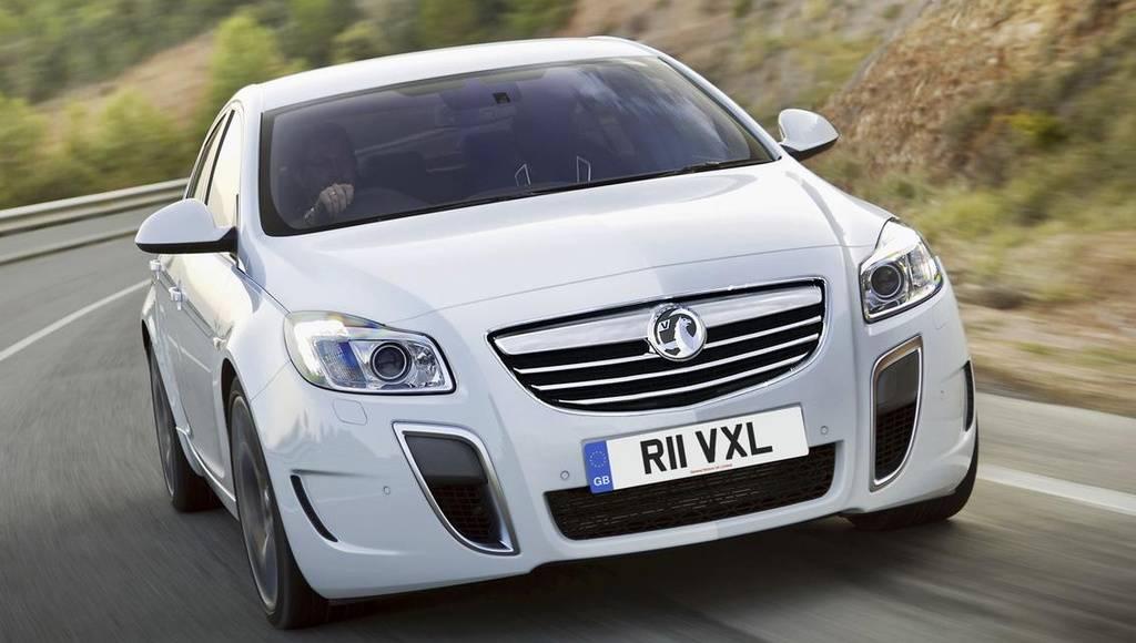 Vauxhall Insignia OPC