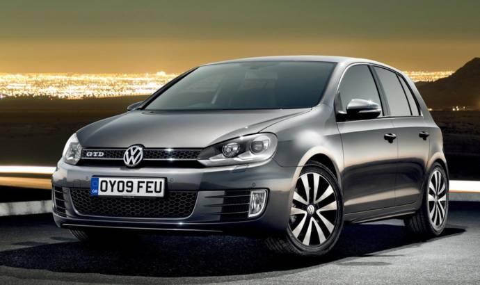 Volkswagen Golf GTD VI price for UK
