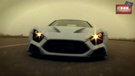 Zenvo ST1 first video