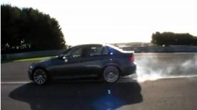 BMW M3 vs Mercedes C63 AMG vs Lexus IS-F on track