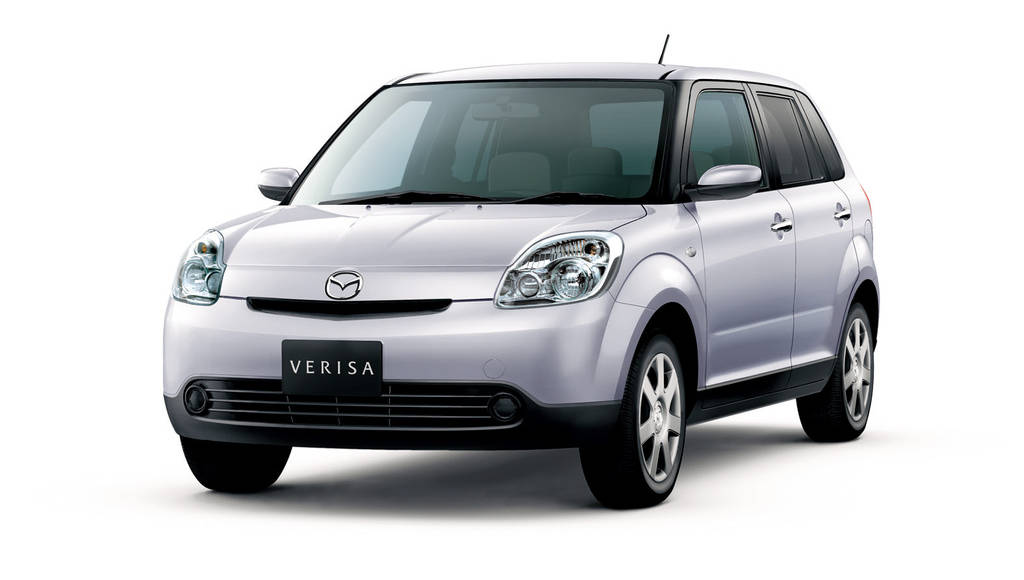 2009 Mazda Verisa