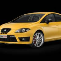 2009 Seat Leon Cupra official debut