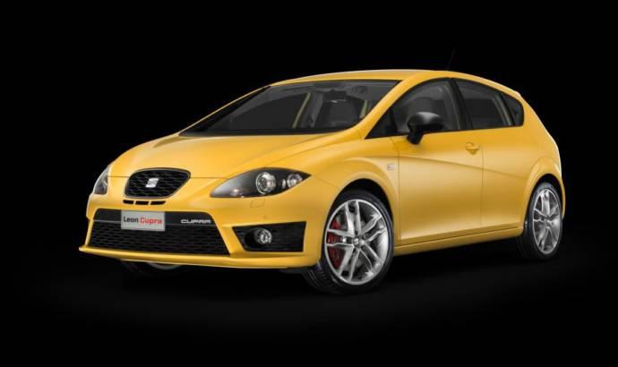2009 Seat Leon Cupra official debut