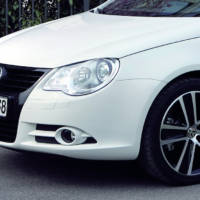 2009 Volkswagen Eos White Night