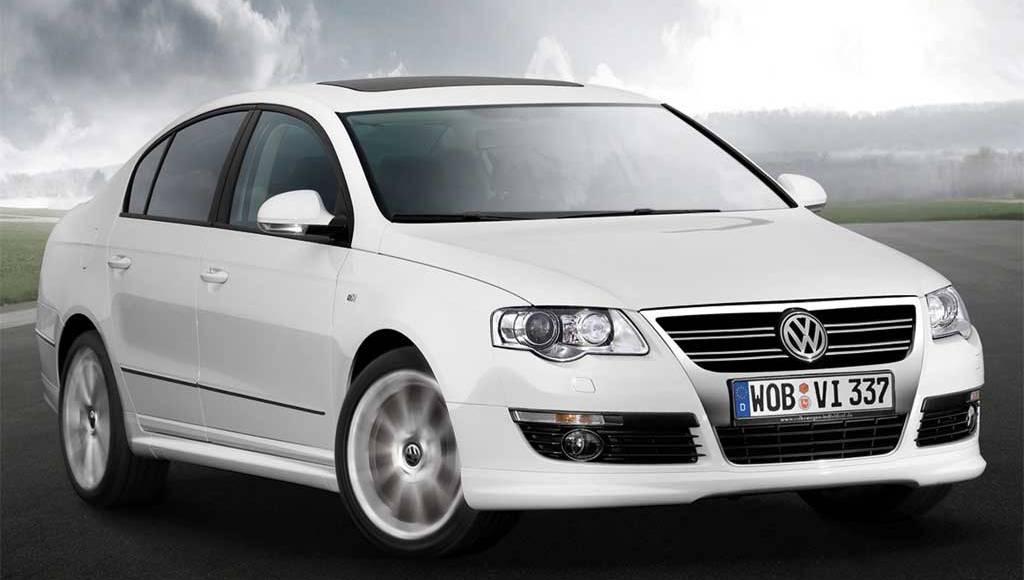 2009 Volkswagen Passat R Line released