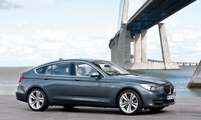 2010 BMW 5 Series Gran Turismo unveiled