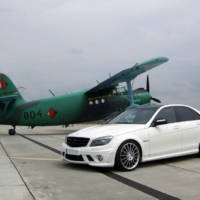 AVUS Performance Mercedes C63 AMG
