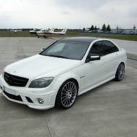 AVUS Performance Mercedes C63 AMG