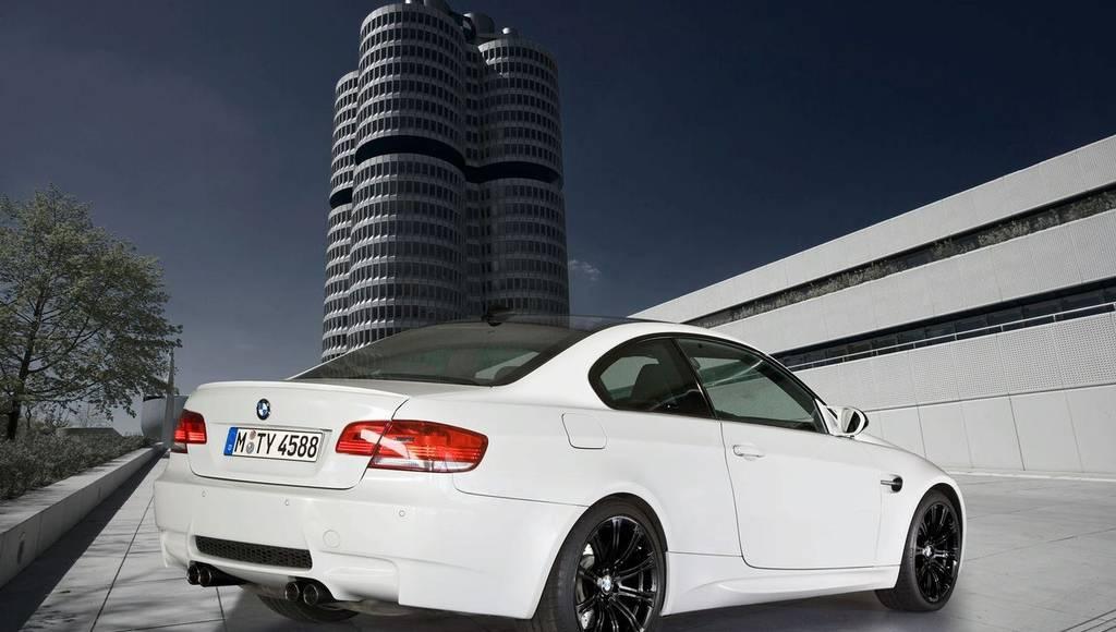 BMW M3 Edition Models