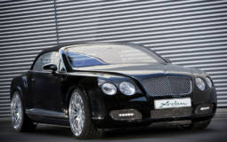Bentley Continental GTC customized by Arden