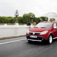 Dacia Sandero Stepway unveiled