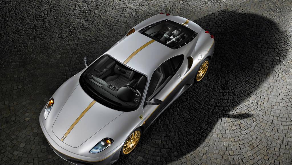 Ferrari F430  to leave production