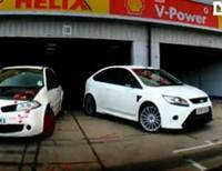 Ford Focus RS vs Renault Megane R26.R