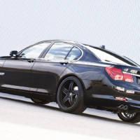 HAMANN 2009 BMW 7 Series unleashed