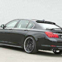 HAMANN 2009 BMW 7 Series unleashed