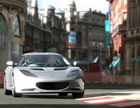 Lotus Evora first drive video