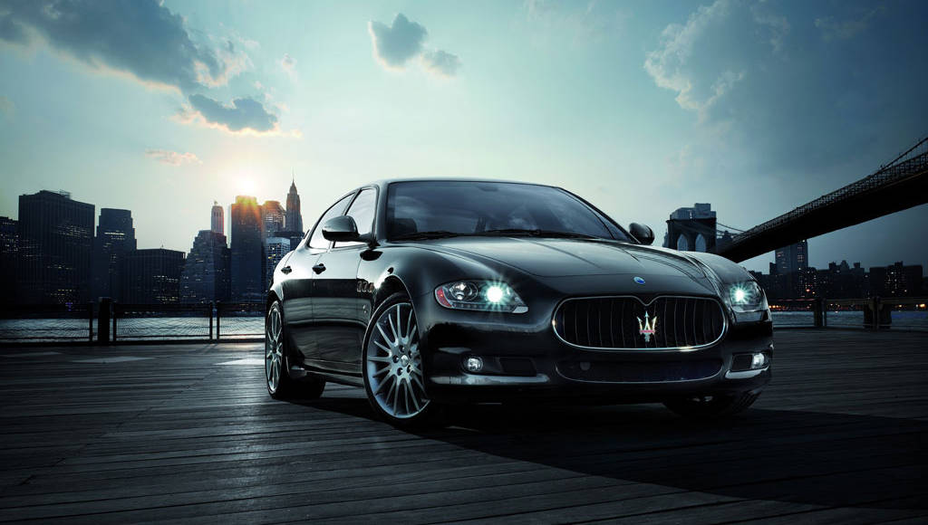 Maserati Quattroporte Sport GT S price for UK