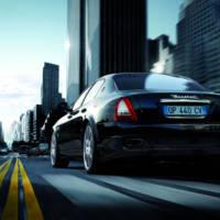 Maserati Quattroporte Sport GT S price for UK