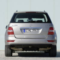 Mercedes GL Class, ML Class and R Class BlueTEC Diesel