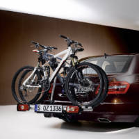 Mercedes Mountain Bike and Racing Bike