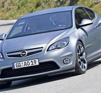 Opel Calibra returns