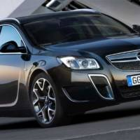 Opel Insignia OPC Sports Tourer unveiled