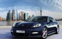 Porsche Panamera Convertible rumor