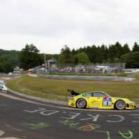 Porsche wins Nurburgring 24 Hour Race
