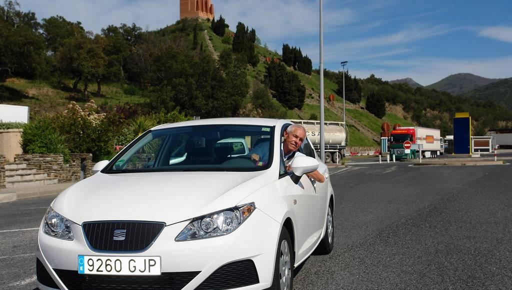 Seat Ibiza ECOMOTIVE sets world record on fuel economy