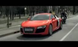 Video : Audi R8 V10 FSI in Maranello