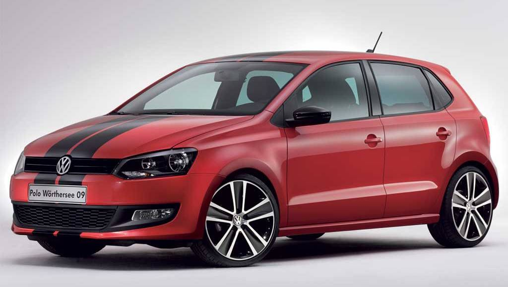 Volkswagen Polo GTI Worthersee 2009 Edition