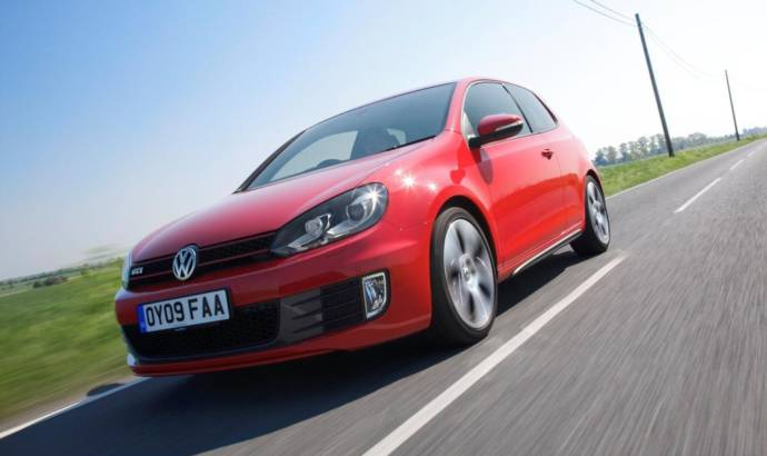 Volkwagen Golf GTI UK debut