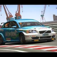 Volvo PC Racing Game launched and free for download
