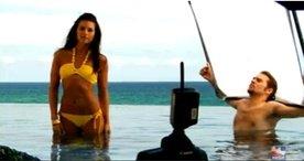 Danica Patrick bikini photo session