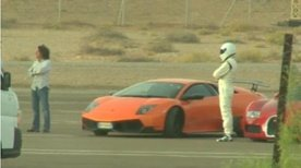 Top Gear crew with Stig spotted in UAE