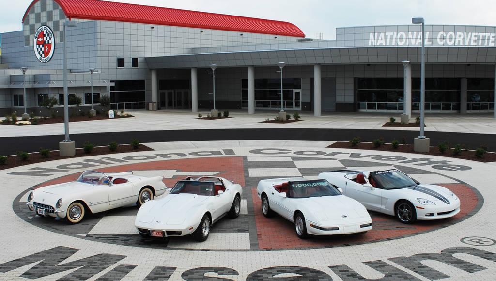 1.5 million Chevrolet Corvette built