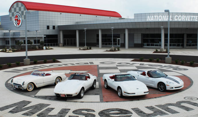 1.5 million Chevrolet Corvette built