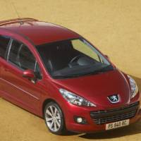 2009 Peugeot 207 facelift - photos and details