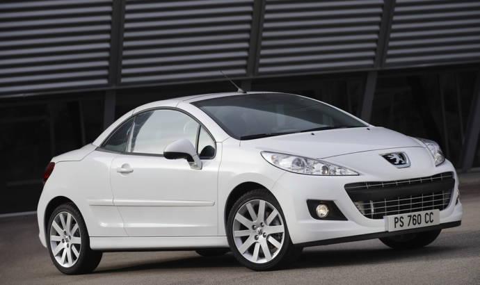 2009 Peugeot 207 facelift - photos and details