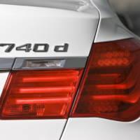 2010 BMW 760Li and 740d